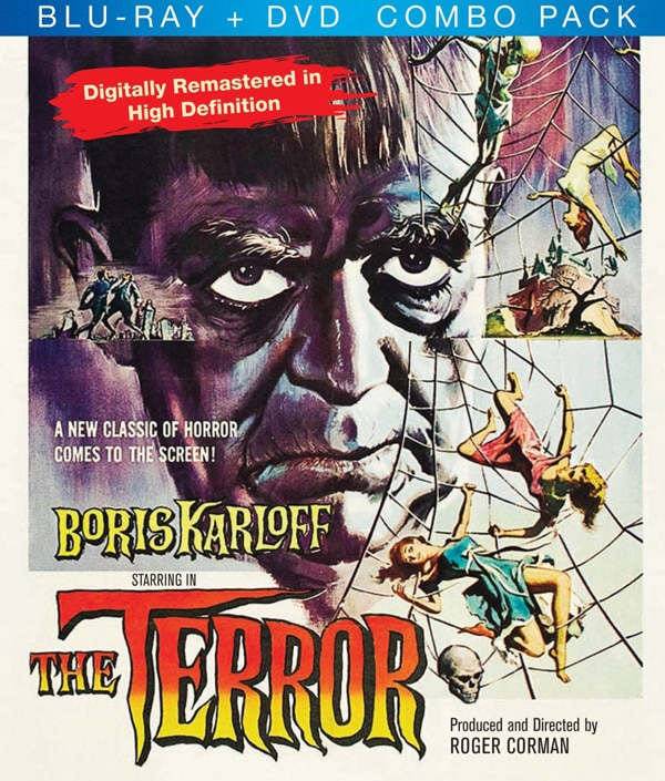 The Terror on DVD
