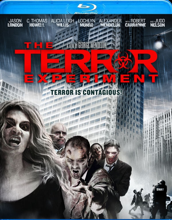 Hold Your Fire! It's a New Clip from The Terror Experiment