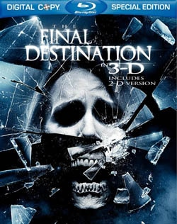 The Final Destination on DVD and Blu-ray