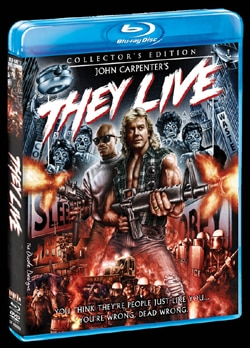 blutheylives - They Live: Collector's Edition (Blu-ray / DVD)