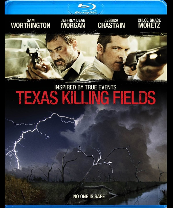 Come Home to The Texas Killing Fields on Blu-ray and DVD