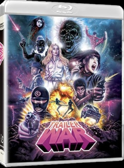 blutrwars - Trailer War (Blu-ray / DVD)