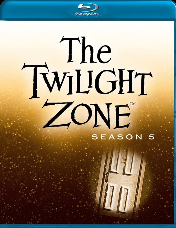 First Look and Details: The Twilight Zone: Season 5 on Blu-ray