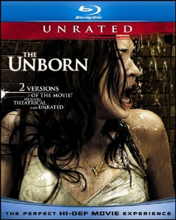 The Unborn on Blu-ray and DVD