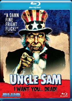 Uncle Sam on Blu-ray (click for larger image)