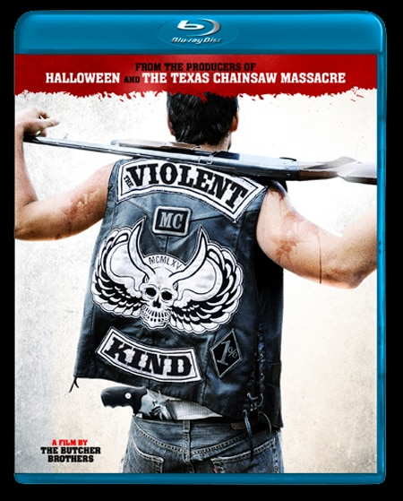 The Violent Kind of Blu-ray and DVD Release