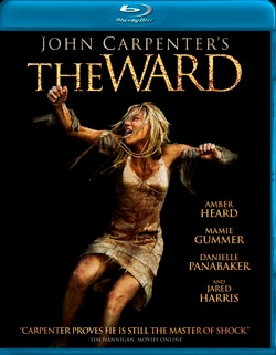 John Carpenter's The Ward on Blu-ray and DVD
