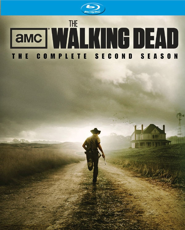 Gutsy New Walking Dead Season 2 Home Video Clip