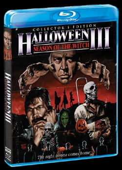 bluween3s - Halloween III: Season of the Witch, Collector's Edition (Blu-ray / DVD)