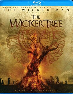 The Wicker Tree on Blu-ray and DVD