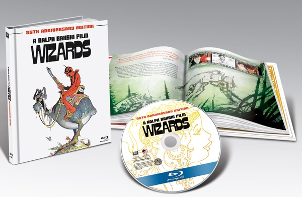 Ralph Bakshi's Wizards Casts a Spell on Blu-ray