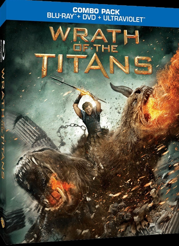 Exclusive Behind-the-Scenes Clip - Wrath of the Titans!