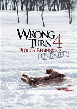 Wrong Turn 4: Bloody Beginnings Blu-ray/DVD review