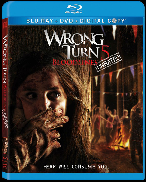 bluwt5 - Six Wrong Turn 5: Bloodlines Clips Hack Their Way into Your Heart
