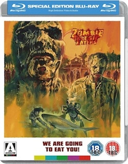 Zombie Flesh Eaters (UK Blu-ray)