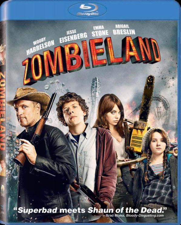 Nut-Up for the New Zombieland Blu-ray