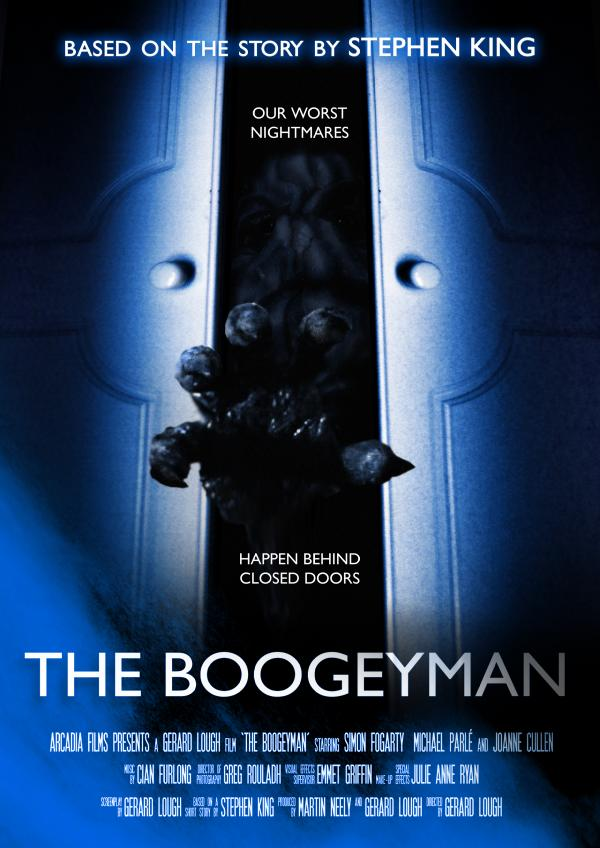 Poster Debut: The Boogeyman is Coming out of the Closet (Yep, He Is!)