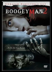 Boogeyman 2 DVD (click for larger image)