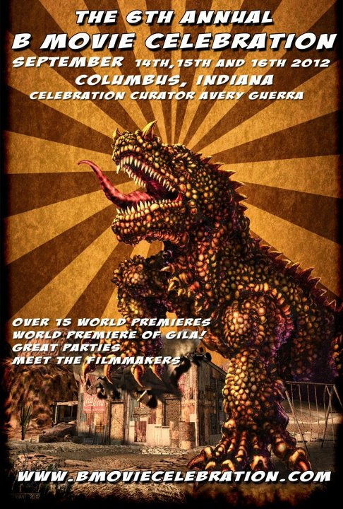 bmc - The 6th Annual B-Movie Celebration Unveils its Fully Loaded Line-Up
