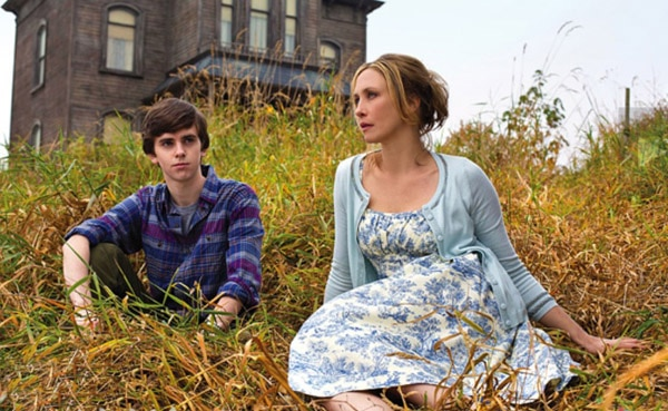First Look at Young Norman and Mama in Bates Motel