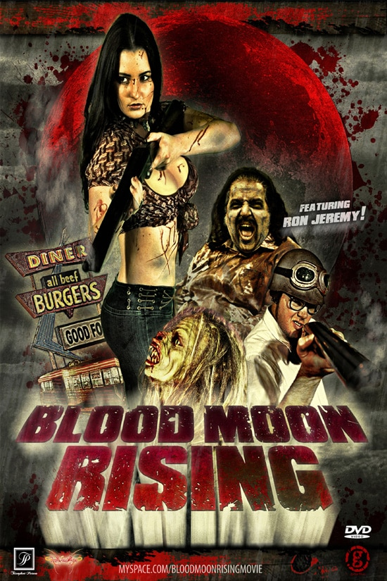 It's a Blood Moon Rising for Ron Jeremy
