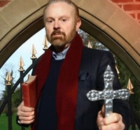 Reverend Bob Larson Talks Real-Life Exorcisms and Possessions for The Devil Inside