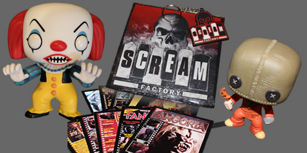 Horror Subscription Box Subscribers Share Pictures From May's Box Of Dread
