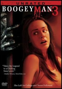 Boogeyman 3 DVD (click for larger image)