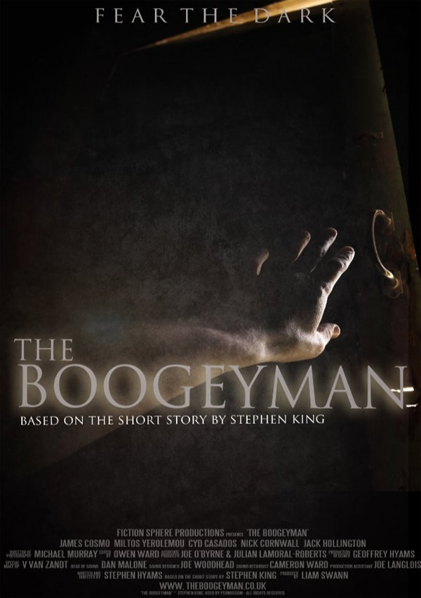 Poster and Trailer for Stephen Hyams' The Boogeyman Adaptation