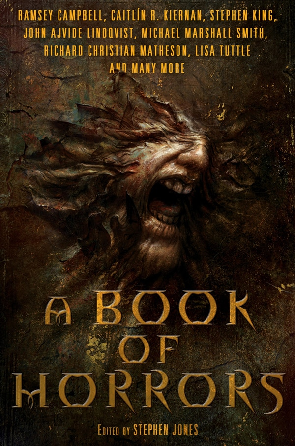 A Book of Horrors (Book)