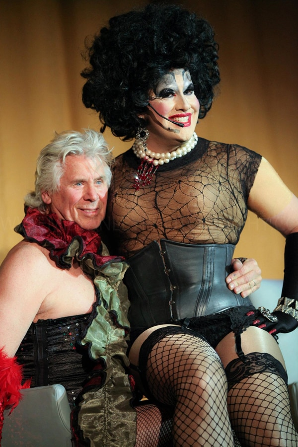 The Rocky Horror Picture Show: Barry Bostwick Surprises Audience at SF Sketchfest Closing Night