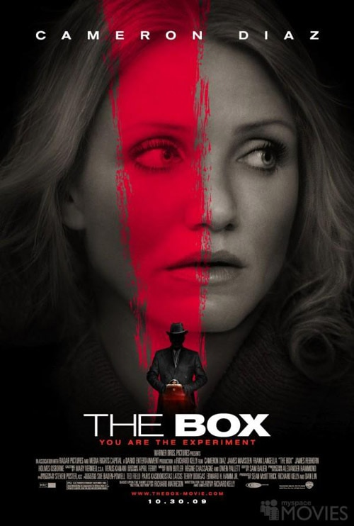 One-Sheet: Richard Kelly's The Box