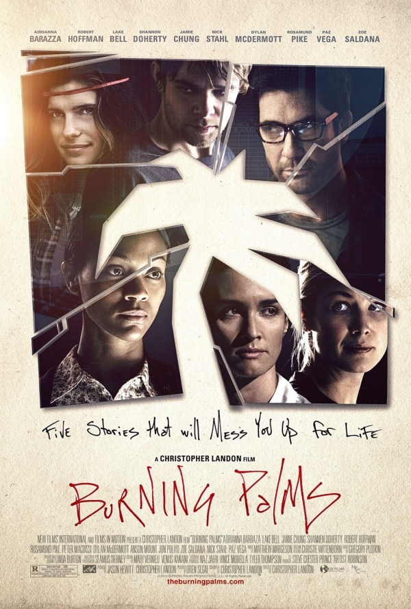 Trailer Debut - Life Goes Horribly Wrong in Burning Palms