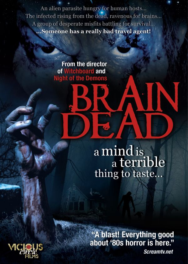 Brain Dead review!