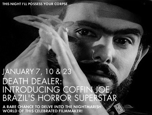 Win Tickets to Film Society of Lincoln Center's Coffin Joe Triple Feature