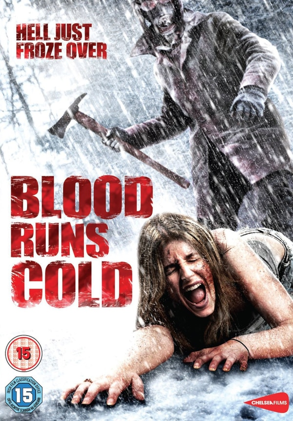UK Trailer and DVD Art: Blood Runs Cold