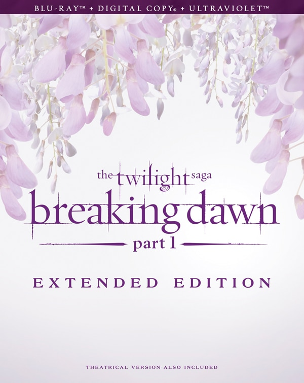 This March Discover Even More Edward and Bella in The Twilight Saga: Breaking Dawn – Part 1 Extended Edition