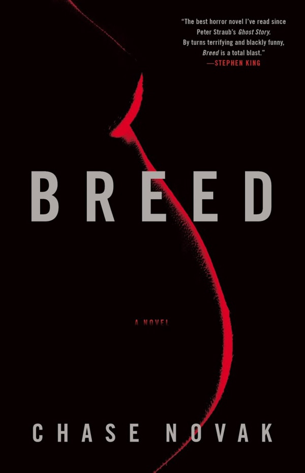 Read an Excerpt from the Upcoming Chase Novak Novel Breed