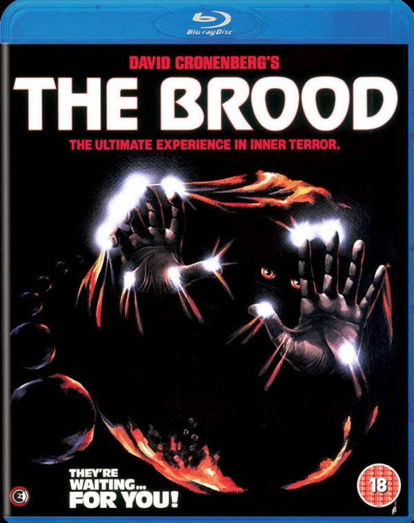 brood blu - The Brood Multiplies on Blu-ray in the UK