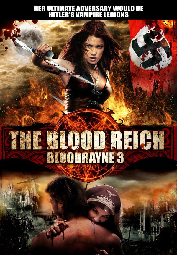 BloodRayne The Third Reich DVD and Blu-ray  Announced