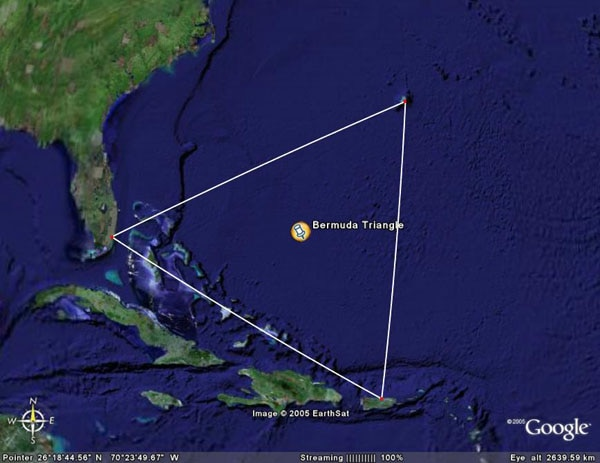 WWE Finds Footage in the Bermuda Triangle