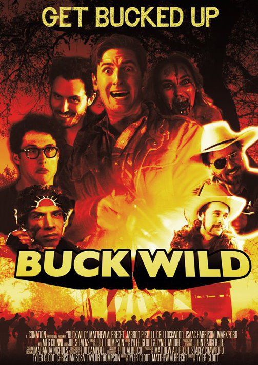 Go Buck Wild for this New Zombie Flick!