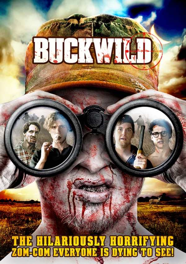 buckwild - Your Home Video Collection is About to Get Buck Wild