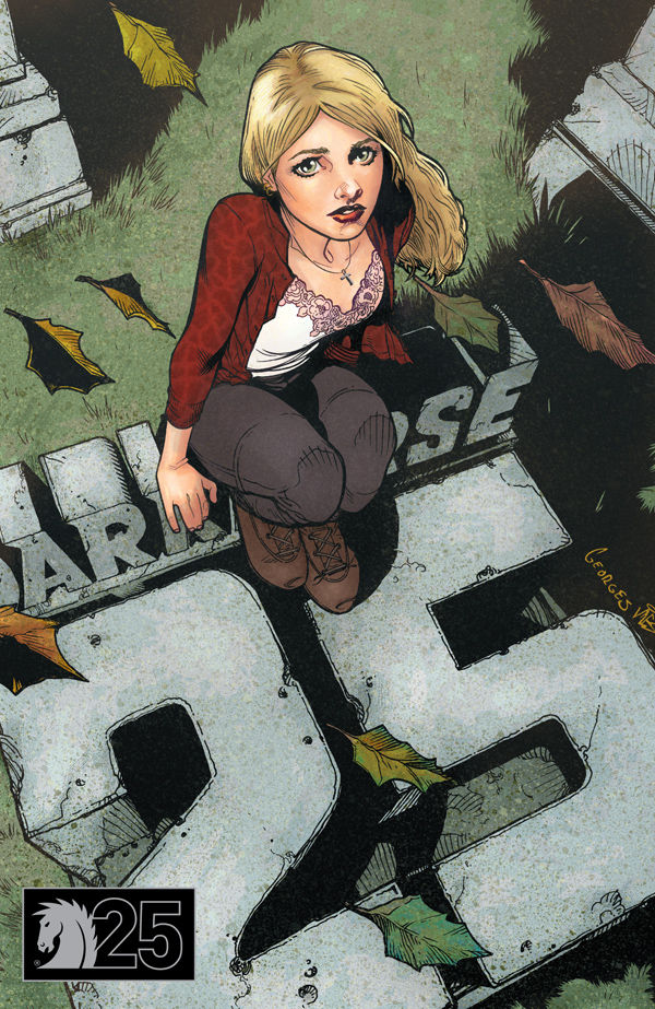 Our First Impressions of the Buffy Season 9 and Angel & Faith Comics from Dark Horse