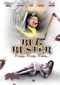 Bug Buster DVD (click for larger image)
