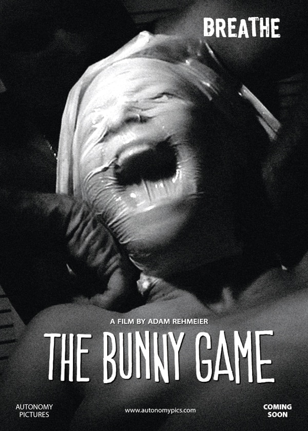 bunnygame - New Bunny Game One-Sheet Takes a Deep Breath