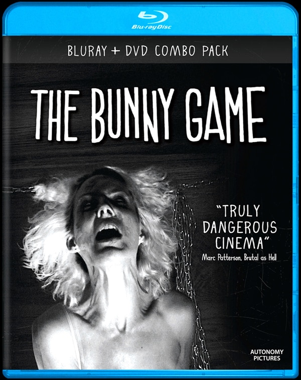 Box Art and Special Features Revealed for The Bunny Game Blu-ray/DVD Release
