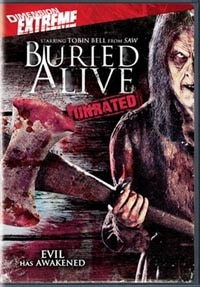 Buried Alive DVD (click for larger image)