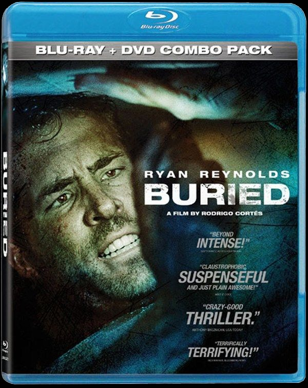 Get Buried on Blu-ray and DVD