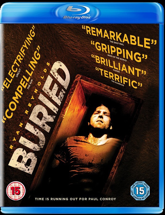The UK Gets Buried on Blu-ray and DVD in February